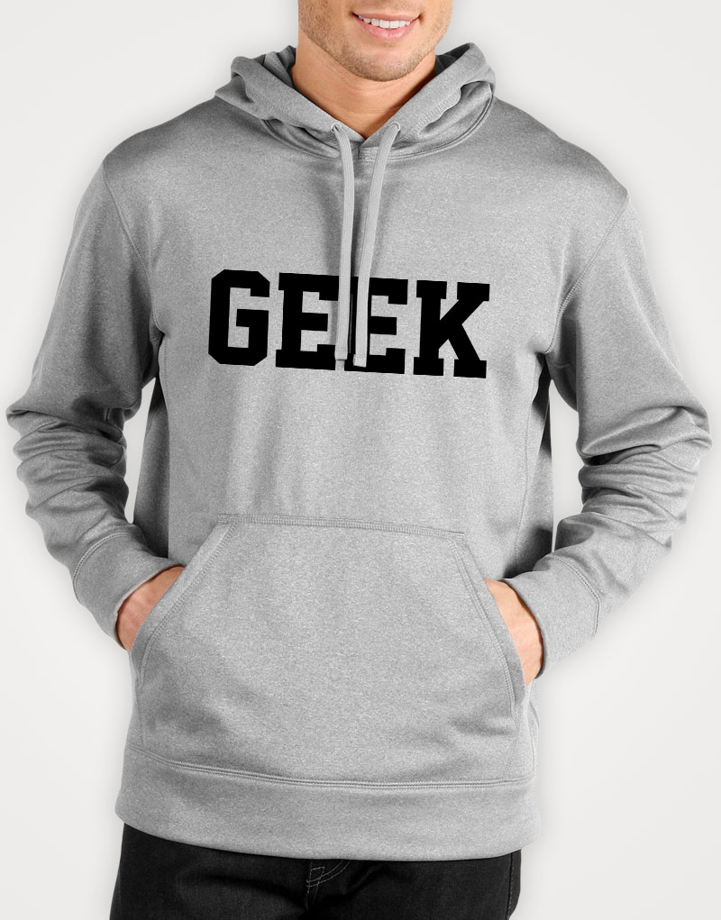 geek-mens-sports-grey-hoodie