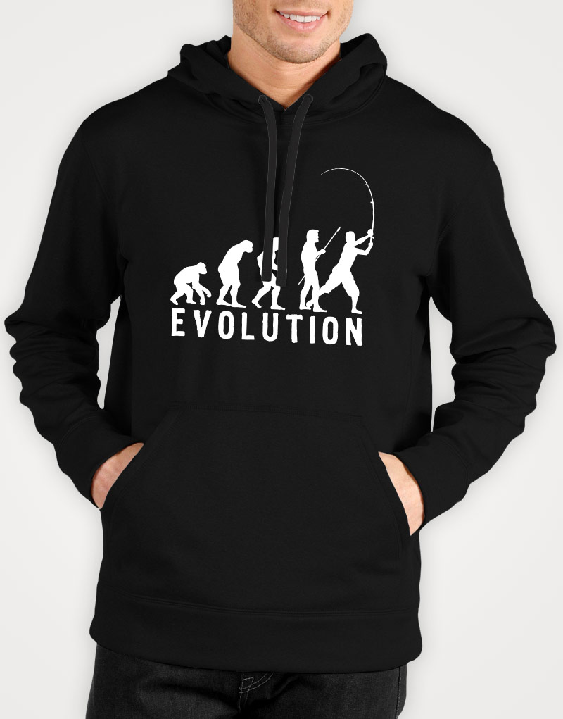 fishing-evolution-mens-black-hoodie